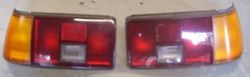Toyota AE86 JDM Zenki LEVIN 2dr Coupe Tail Lights